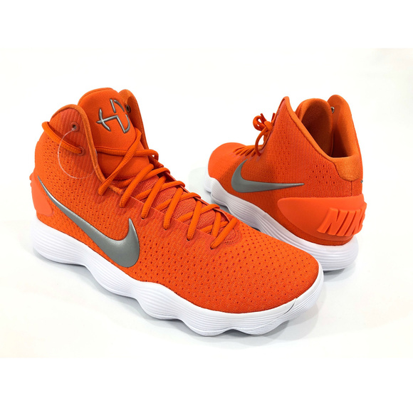 best sneakers ed65b 0c7eb Nike Hyperdunk 2017 Orange Men s Shoes. M 5b36636b03087cabf64967b2
